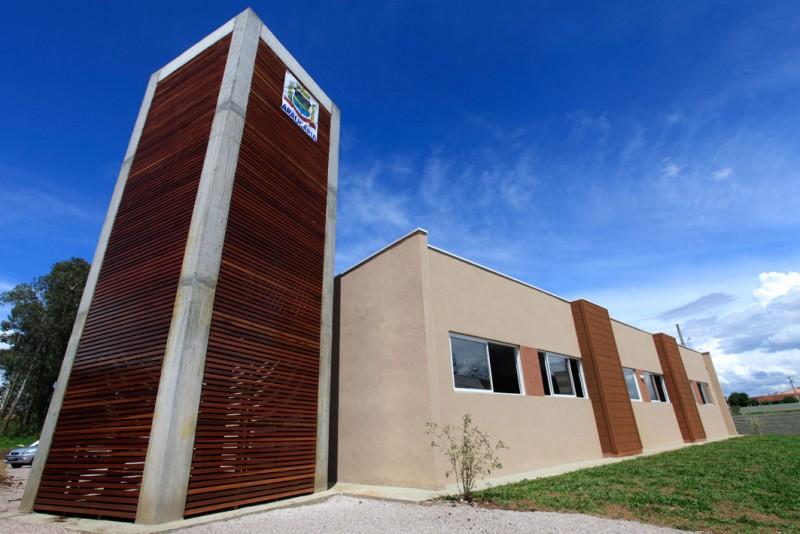 Kurten constrói escola no sistema Wood Frame