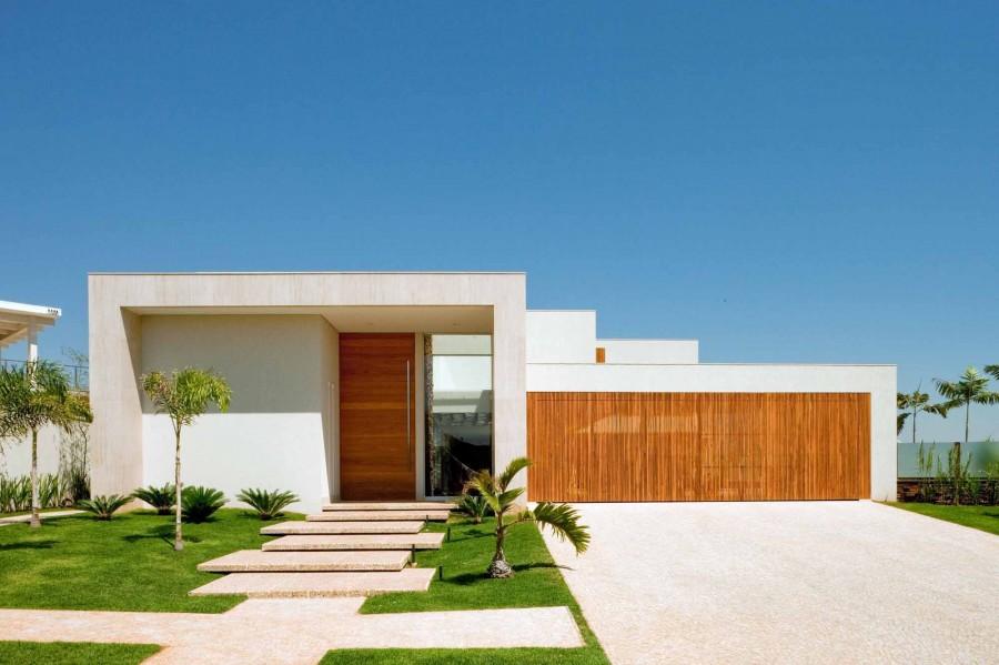 Tend ncias de fachadas de casa para 2018 casas kurten for Casa minimalista 2018