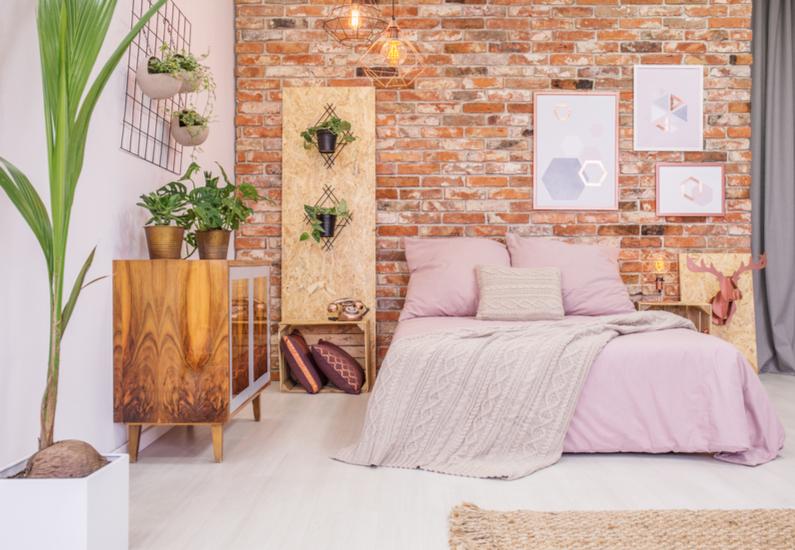 Dicas para decorar o seu quarto em 2018!