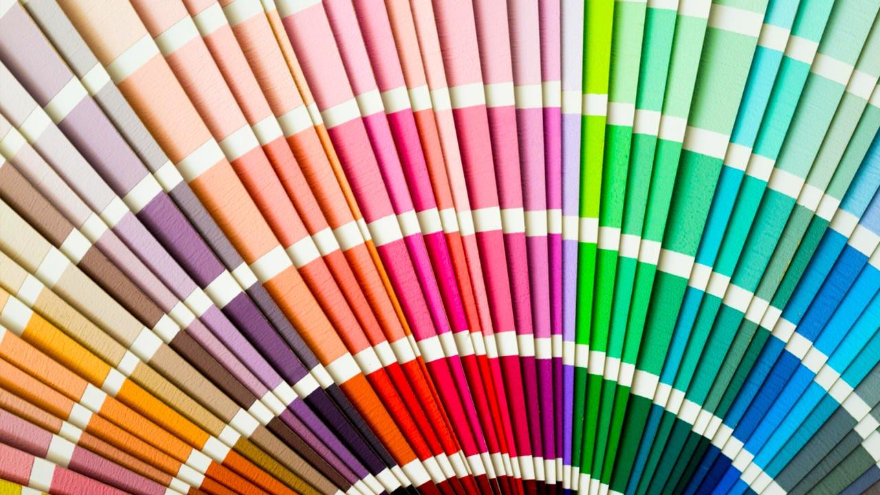 A influência das cores nas nossas emoções